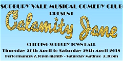 Sodbury Vale Musical Comedy Club