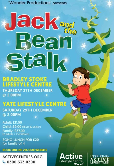 Jack and the Beanstalk competition