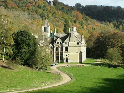Woodchester Mansion family visit competition