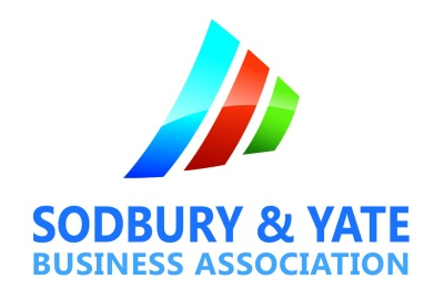 Sodbury and Yate Business Association logo created by Mark Reynolds and Fraser Moore