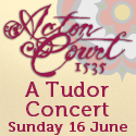 Acton Court Tudor Concert